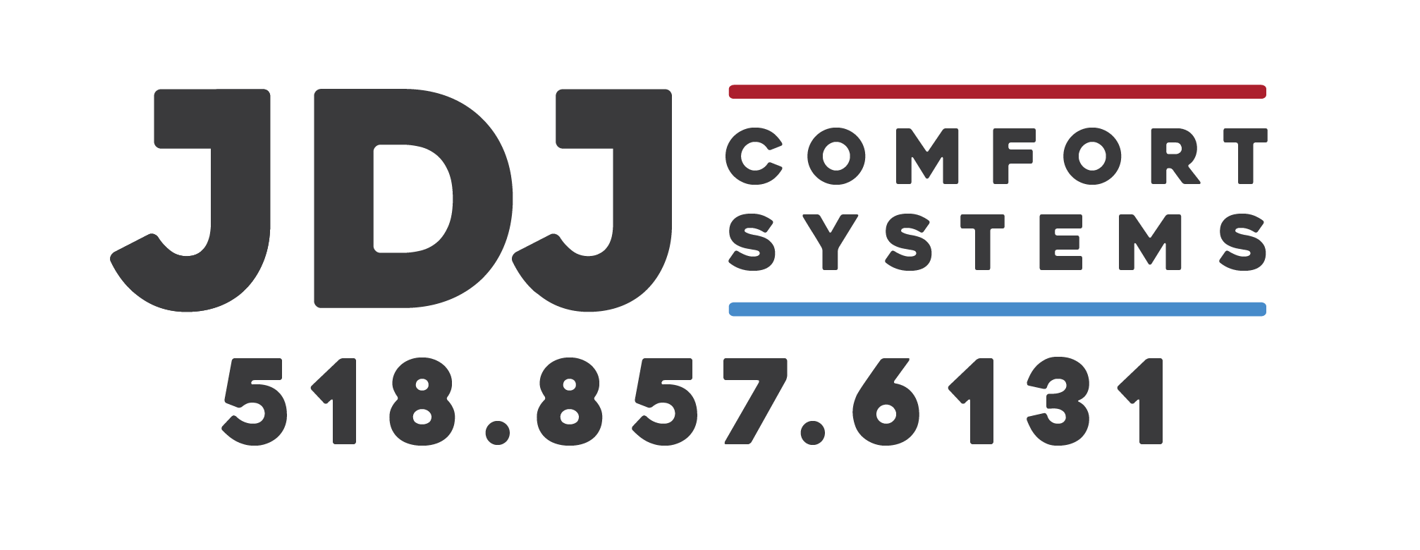 JDJ Comfort Systems Heating & Cooling